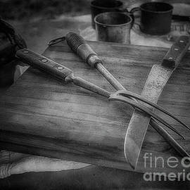 Cookie's Tools by Natural Abstract Photography