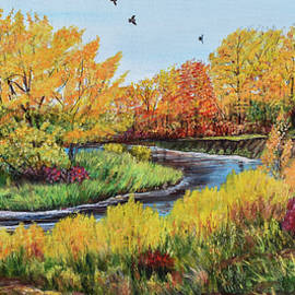 Cooks Creek Splendor  by Marilyn McNish