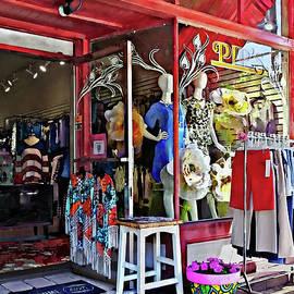 Corning NY - Dress Shop by Susan Savad