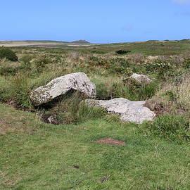Cornish Moors by Michaela Perryman