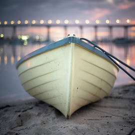 Coronado Dinghy at Sunrise by William Dunigan