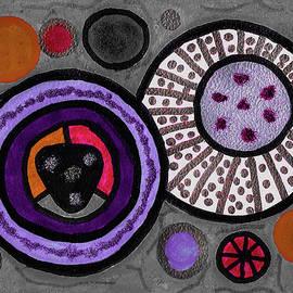 Cosmic Creation by Susan Schanerman