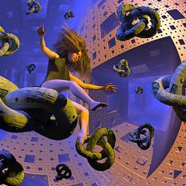 Cosmic Rollercoaster by Richard Hopkinson