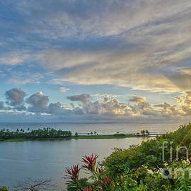 Costa Rican Sunset Over Corcovado by Brian Kamprath