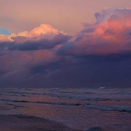 Cotton Candy Clouds by Kaila Parmalee