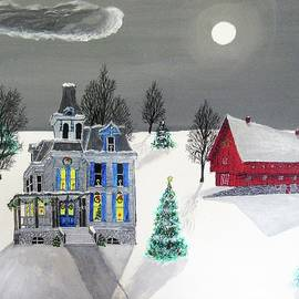 Country Christmas by Gordon Wendling