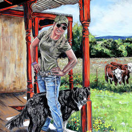 Country Girl  by Cat Culpepper