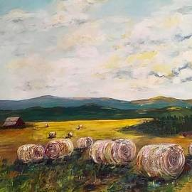 Country Living by Nancy Rabe