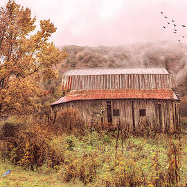 Country Mountain MIsts by Debra and Dave Vanderlaan