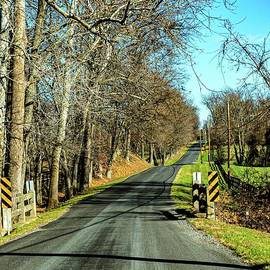 Country Road by Richard Thomas
