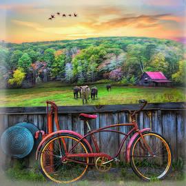 Country Rust Bordered by Debra and Dave Vanderlaan