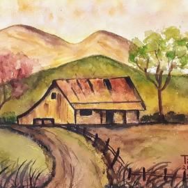 Countryside by Tanuja Rangarao