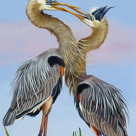Courting Bleu by Phyllis Beiser