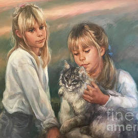 Cousins by Vel Miller