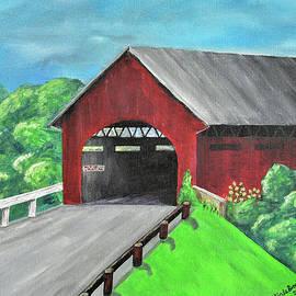 Covered Bridge 1 by Linda Brody