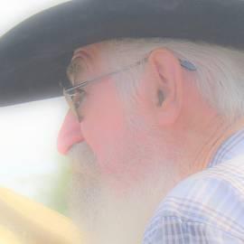 Cowboys  Fade Away by Frederick Hahn