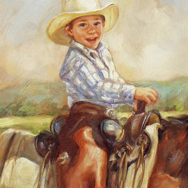 Cowboy's Legacy by Vel Miller