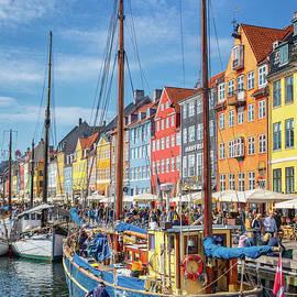 Spirit of Copenhagen, Denmark  by Kim Petersen