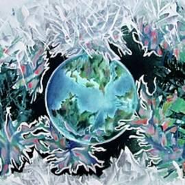 Cracking Veil by Anaelih Anna