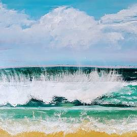 Crashing Wave by Sheri Goodyear