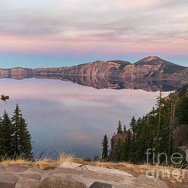 Crater Lake National Park by Katy L