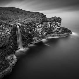 Crawton Cliffs by Dave Bowman