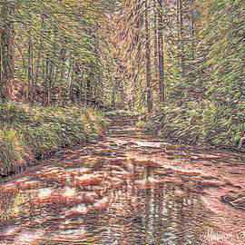 Creek View by Mariecor Agravante