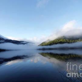 Crescent Lake Morn by Stephen Schwiesow
