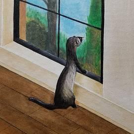 Critter Quarantine by Jimmy Chuck Smith