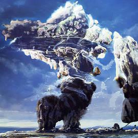 Cronus the Titan by Igor Dunaev