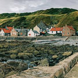 Crovie Panorama by Dave Bowman