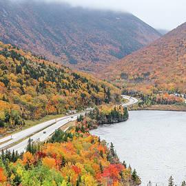 Cruising through the Fall Color by Joe Faragalli