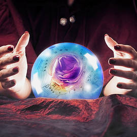 Crystal Ball by Brian Wallace