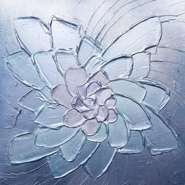 Crystal flower by Bozhidara Stoeva - Georgieva