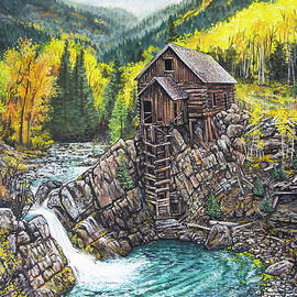 Crystal Mill by Aaron Spong