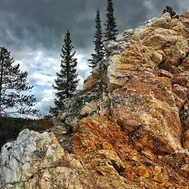 Crystal Mountain Idaho by Jerry Abbott