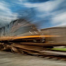 CSX Q512 Northbound at Crofton KY by Jim Pearson