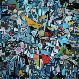 Cubism Reborn by Stefano Menicagli