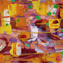 Cubist Abstract by Doug LaRue
