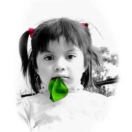 Cuenca Kids 1284 by Al Bourassa