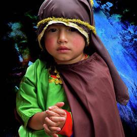 Cuenca Kids 1394 by Al Bourassa