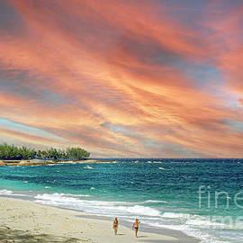 Culebra Puerto Rico by David Zanzinger