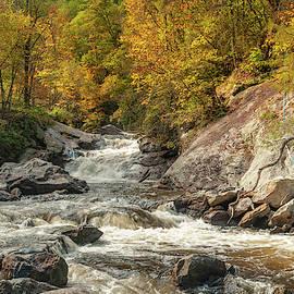 Cullasaja River by Rob Hemphill