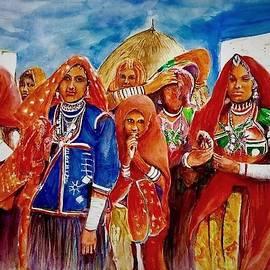 Culture in cholistan. by Khalid Saeed