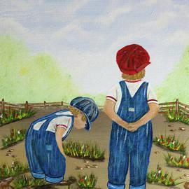 Curious Little Boys by Deborah Klubertanz