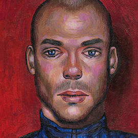 Custom Psychic portrait of your future husband, soulmate, twin flame, best friend by Igor Davydov