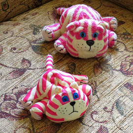 Cute Soft Toys by Kathryn Jones