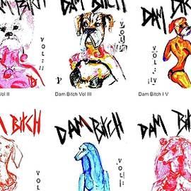 D A M   B I T C H by Debora Lewis