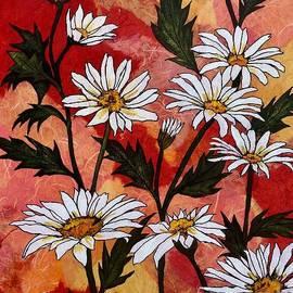 Daisy Dance by Vardi Art