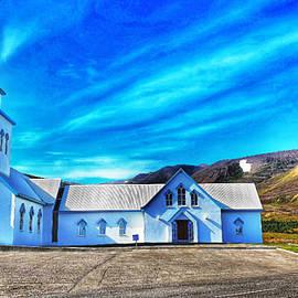 Dalvik Church by Reykholt ArtFabrik